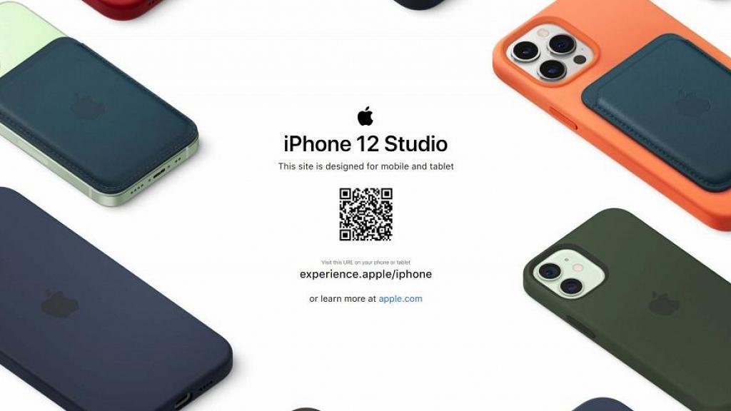 Apple官方推全新iPhone 12 Studio網頁 輕鬆iPhone配搭MagSafe保護殼/真皮銀包