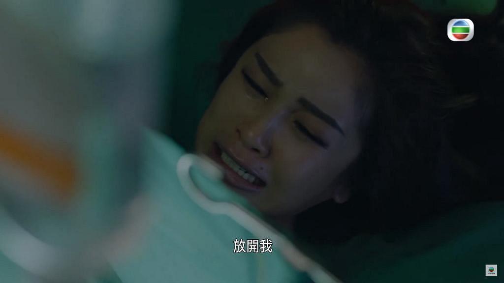 【使徒行者3】麥美恩出場2集即遭活摘器官慘死 入行9年罕有拍劇戲份雖少仍夠搶鏡