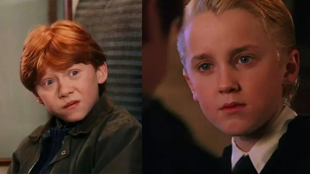 細數《哈利波特》9大童星外貌進化史 19年後馬份Tom Felton走樣、奈威Matthew Lewis變型男