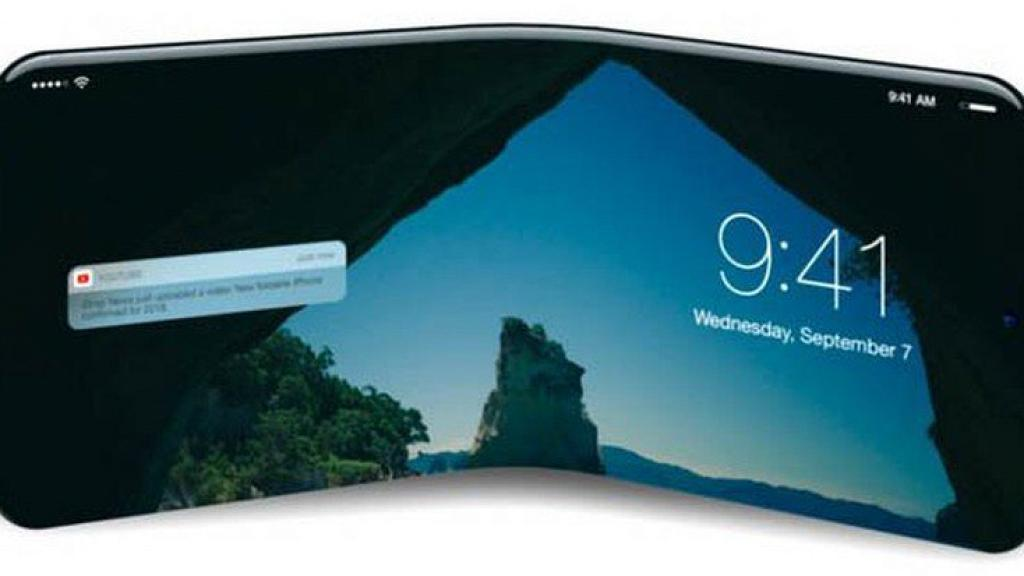 【iPhone摺機傳聞】傳Apple推首部可摺式iPhone 正進入測試階段最快2022年面世