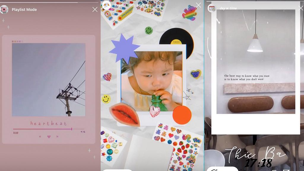 【Instagram Filter】15大IG限時動態濾鏡關鍵字推薦!簡約清新、音樂歌單、復古風、相框