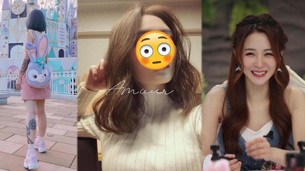 菊梓喬自小與妹妹相依為命 狂野細妹外貌極似台灣歌手閻奕格 獲家姐提拔拍MV放聲恨拍劇