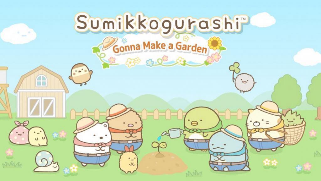 【手遊】《角落生物農場Sumikkogurashi Farm》免費手遊登場 得意治癒畫風經營農場耕種