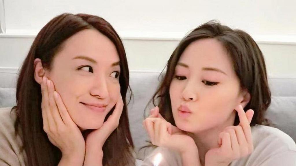 47歲陳煒與朱朱合照睇唔出大14年 33歲朱晨麗自爆多皺紋被嘲似阿姨