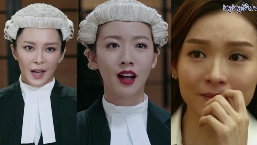 【踩過界II】蔡思貝短髮紅唇登場打官司 盤點近年8個最索女律師造型