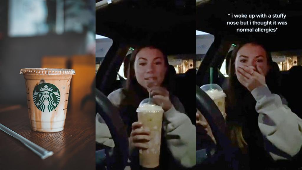【新冠肺炎】少女飲超甜Starbucks加8份糖漿嫌冇味 喪失味覺驚揭患新冠肺炎