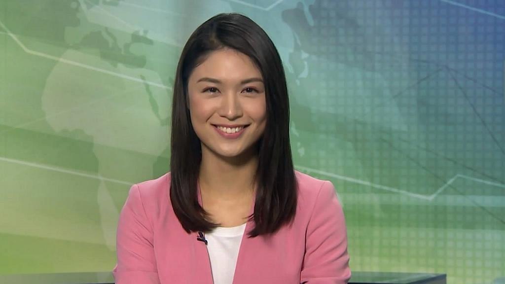 TVB新聞小花黎在山原來係首位模特兒主播 甜美活潑主持行山節目神秘九頭身終於曝光