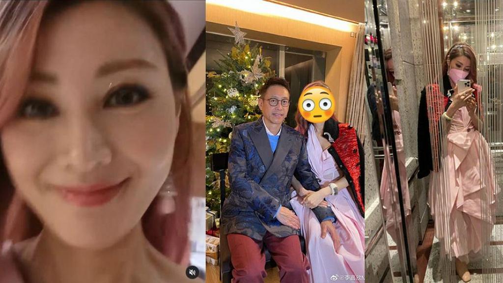 50歲李嘉欣大曬「玫瑰粉紅」新髮色 追趕潮流卻頻頻出錯 網民唔多欣賞:好顯老!