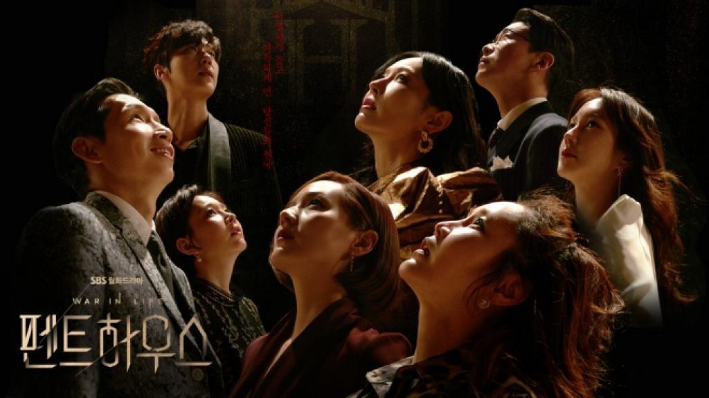 【Penthouse】細數韓劇《頂樓》劇情8條故事線必睇位 連續11星期韓國收視冠軍將出第二季