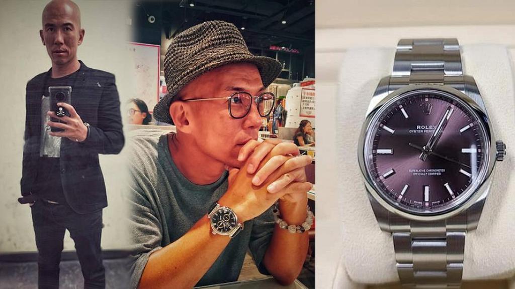 EO2成員彭懷安做老闆大手筆豪送禮物畀員工 冰室洗碗姐姐獲贈勞力士名錶