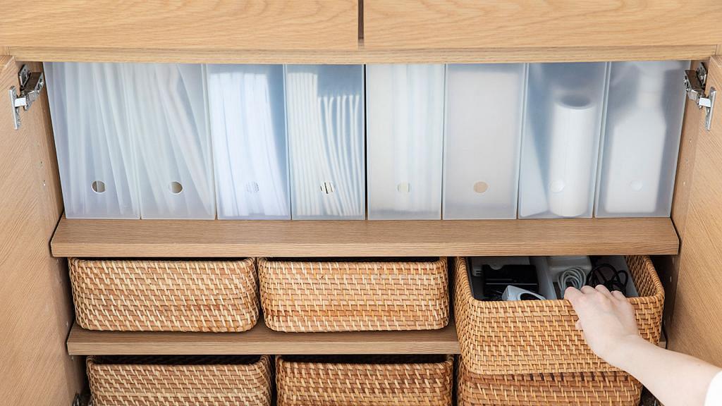 【收納】Muji無印良品教你5個簡易收納秘訣 「斷捨離」之餘要善用收納用品打造整潔家居