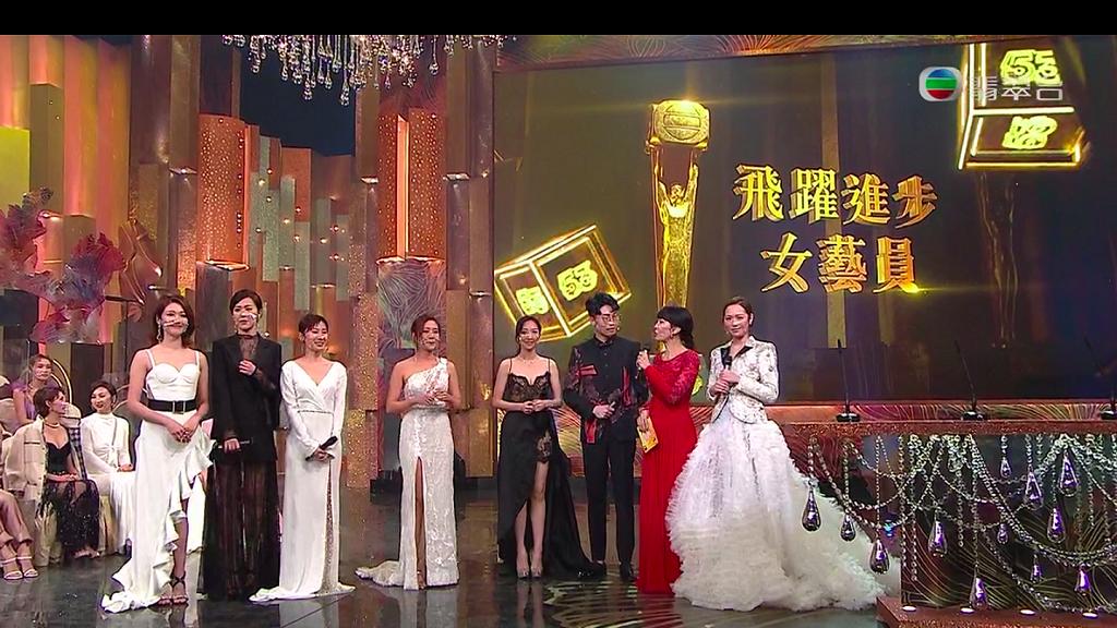 【萬千星輝頒獎典禮2020】蔣家旻入行13年終奪女飛躍 朱敏瀚首次提名即獲男飛躍