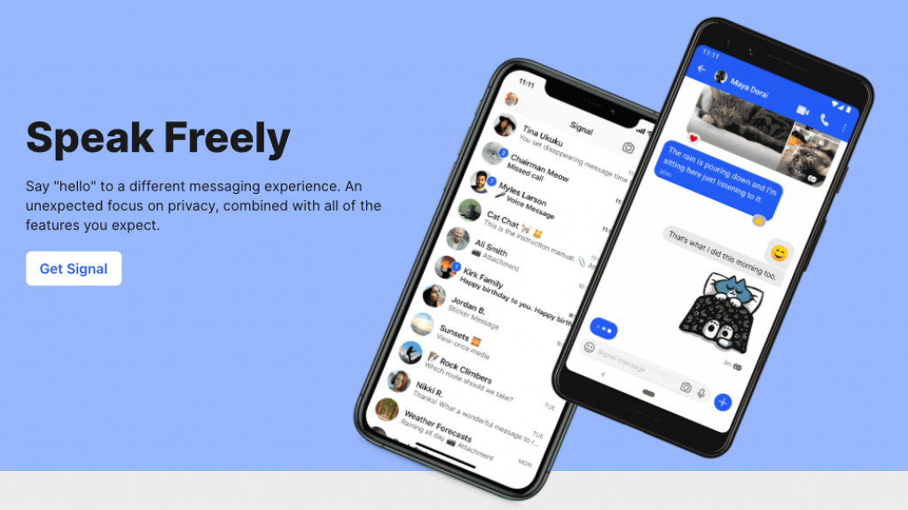 【Signal懶人包】通訊App簡單安裝+申請教學 加密程度完勝WhatsApp更保障私隱