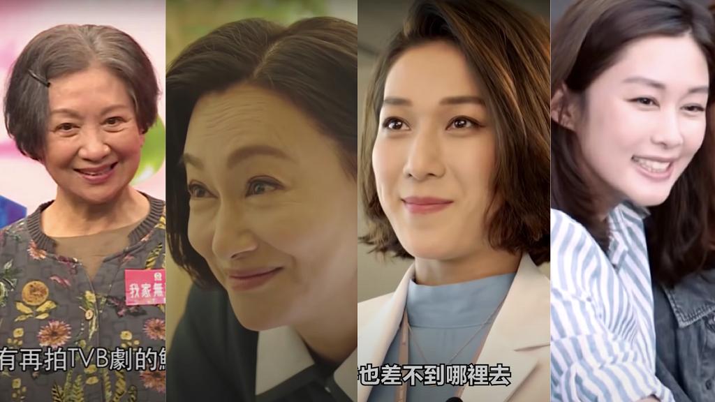 影后惠英紅再拍劇 鍾嘉欣岑麗香產後復出回巢 細數2021年15套TVB重頭劇製作