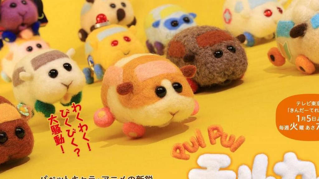 【天竺鼠車車】日本定格動畫爆紅4大原因 3分鐘一集超上腦+5大得意角色介紹!香港免費有得睇