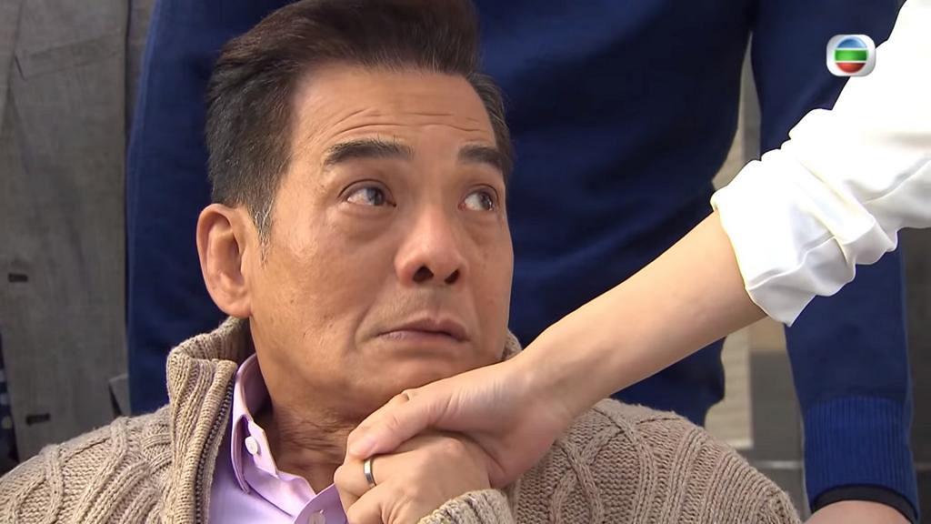 【堅離地愛堅離地】李國麟演嚴父現實中卻係暖男爸爸 曾與女兒親吻引起網民熱議