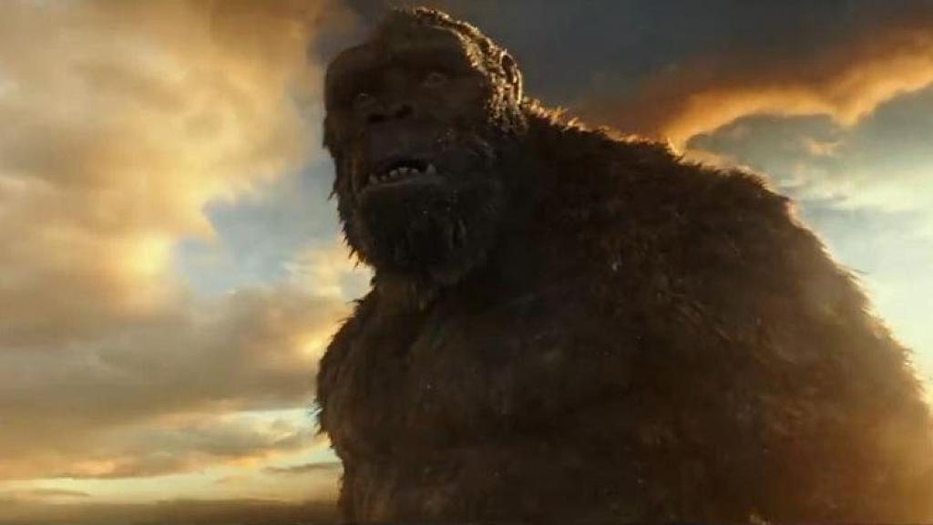 【哥斯拉大戰金剛Godzilla vs. Kong】兩大巨獸開戰香港中環成為戰場 小栗旬加盟首條預告登場
