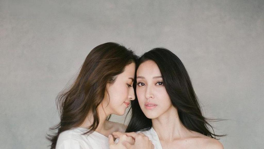 前港姐冠軍陳凱琳影閨密寫真被指與好友撞樣 Grace爆:啲人成日話我哋好似兩姊妹