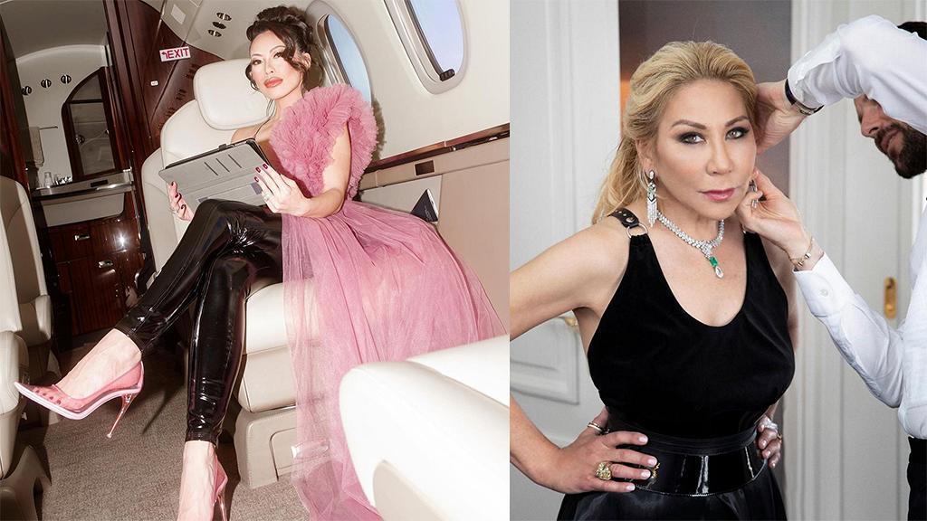 【璀璨帝國Bling Empire】最有錢富豪名媛身家排名 46億身家Anna奪冠死對頭Christine並非第二位
