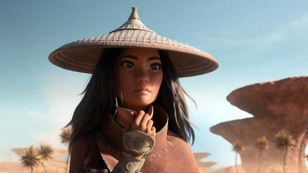 【魔龍王國Raya And The Last Dragon】迪士尼《魔雪奇緣》班底電影新作 女戰士冒險尋最後神龍