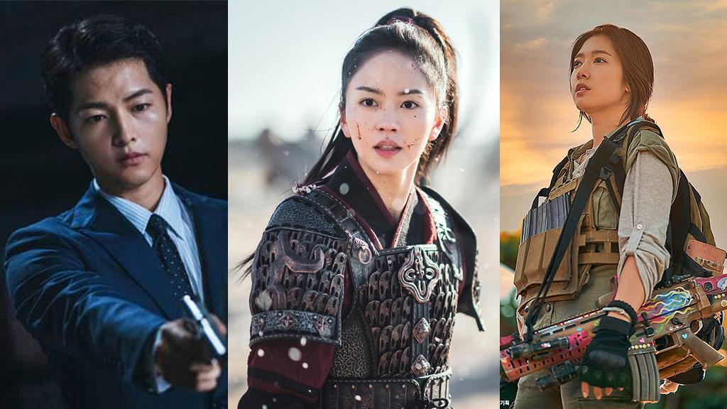 【2021韓劇】2月最新韓劇推介 宋仲基《Vincenzo》朴信惠《西西弗斯的神話》金所炫《月升之江》