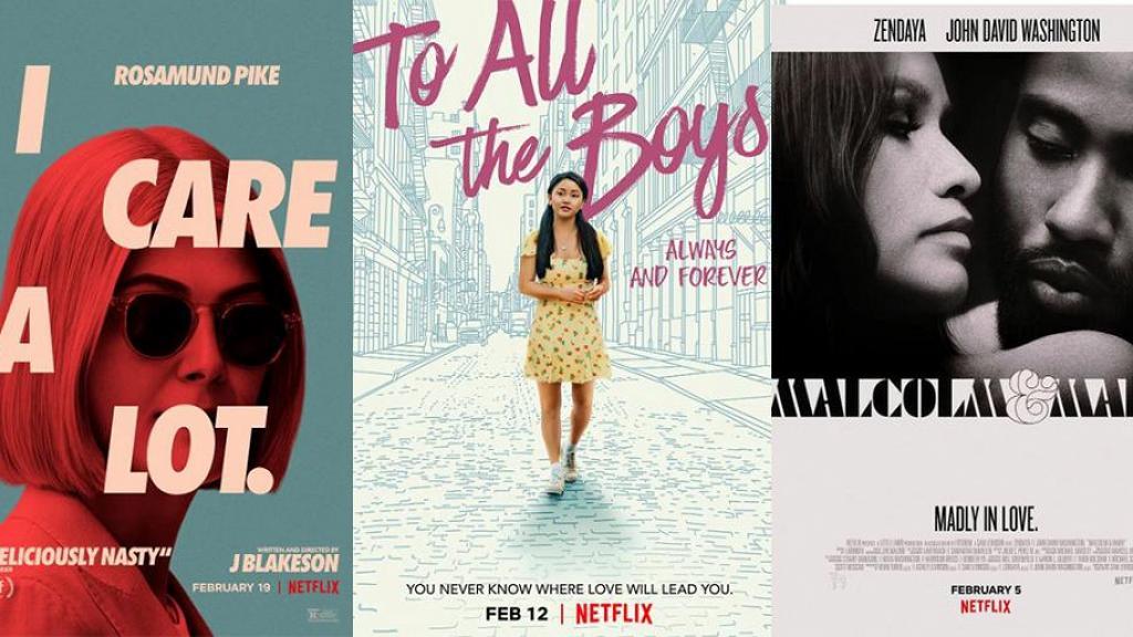 【2021年2月Netflix】最新電影劇集煲劇片單推薦 愛的過去進行式3/首映夜/勝利號/藍可兒紀錄片
