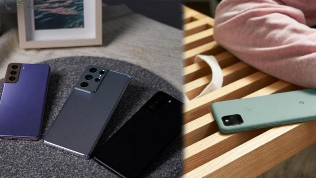 【5G手機推薦】5部中高階Andriod 5G手機推薦 旗艦級規格同樣平價
