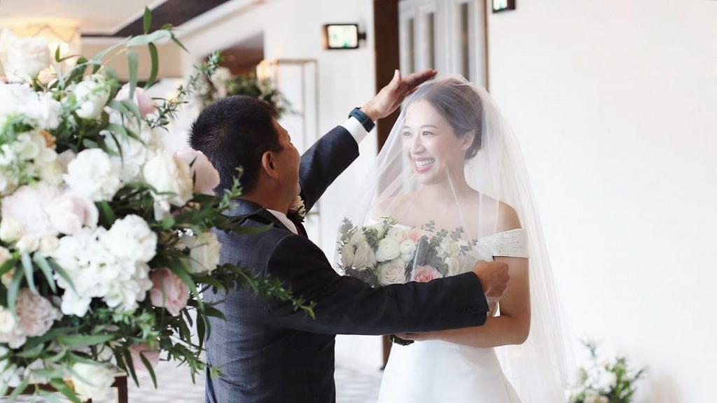 32歲岑杏賢情人節首次公開圈外老公正面照 以人妻身份過節IG罕有放閃獲網民大讚好襯