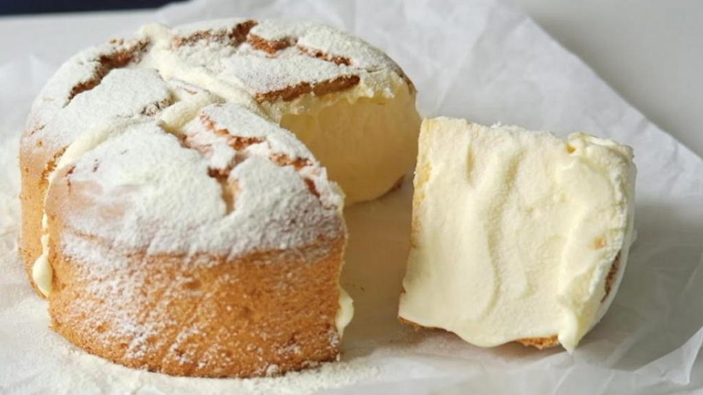 【蛋糕食譜】輕鬆自家製日式冰忌廉芝士戚風蛋糕 鬆軟綿密蛋糕+幼滑芝士餡!步驟簡單新手都整到