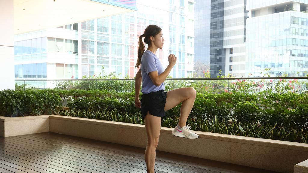 久坐下肢易變攰 力量動作助增強肌力