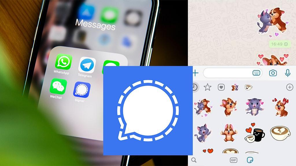 【Signal教學】WhatsApp Sticker輕鬆搬過Signal 簡單步驟打包轉換貼圖iPhone/Android手機都得