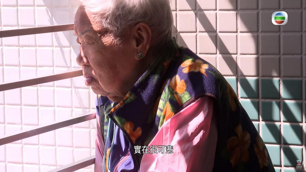 【星期日檔案】94歲婆婆無懼「孤獨死」不覺可悲 豁達面對:死得舒服先冇人知啊嘛