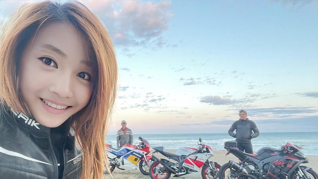 日本美女鐵騎士甜美外貌極速爆紅 上節目揭真相原來是50歲大叔!15萬粉絲勁崩潰
