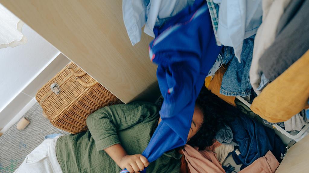 【收納】台灣節目收納達人教你5個衣物收納貼士 轉季羽絨收納/告別衣服堆積如山!