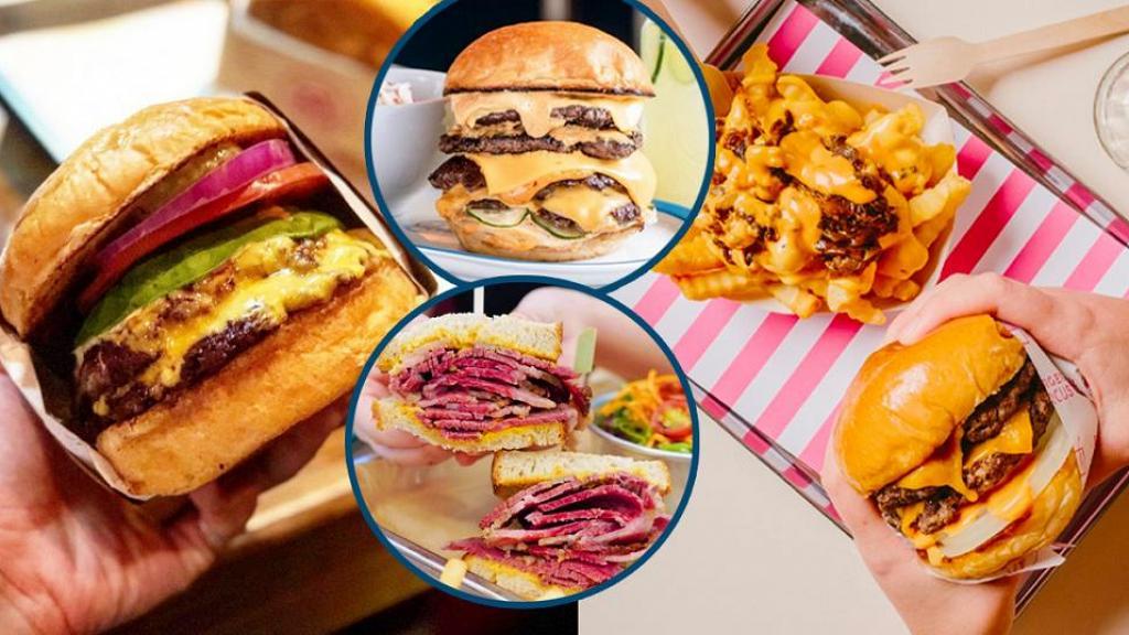 國際旅遊網站公佈香港7間人氣最佳漢堡店排行榜 Burger Joys/Honbo/Burger Circus上榜!
