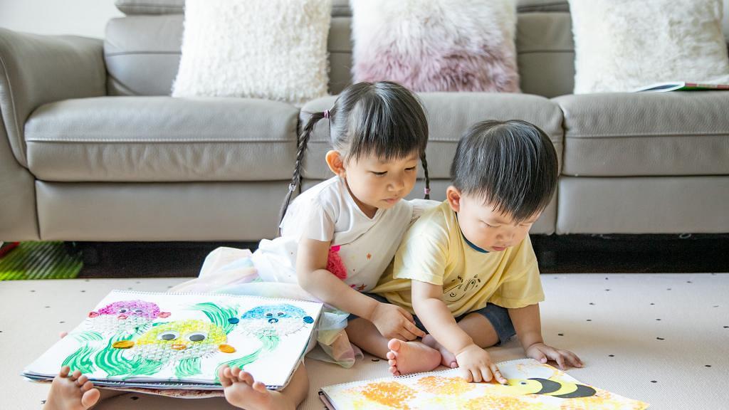 在家也可找樂趣 增進感情的親子勞作!
