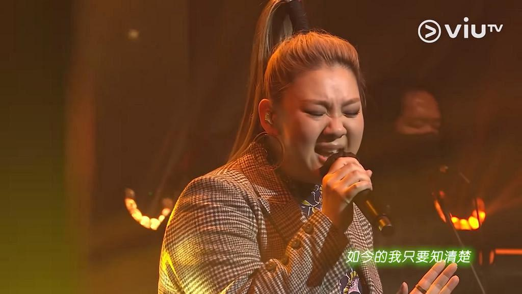 鄭欣宜翻唱《心亂如麻》被封「行走的CD」 網民聽到嘩一聲:應該留意佢歌聲而唔係身型