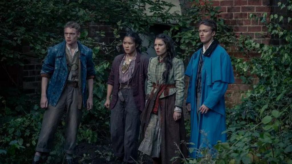 【貝克街游擊隊】Netflix《The Irregulars》劇集爆紅登熱門榜 靈異版福爾摩斯街童助手查奇案