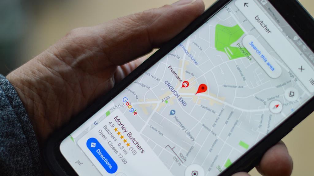 Google Maps推4大新功能 路痴福音!室內AR實景導航搵路、即時天氣+空氣污染指數