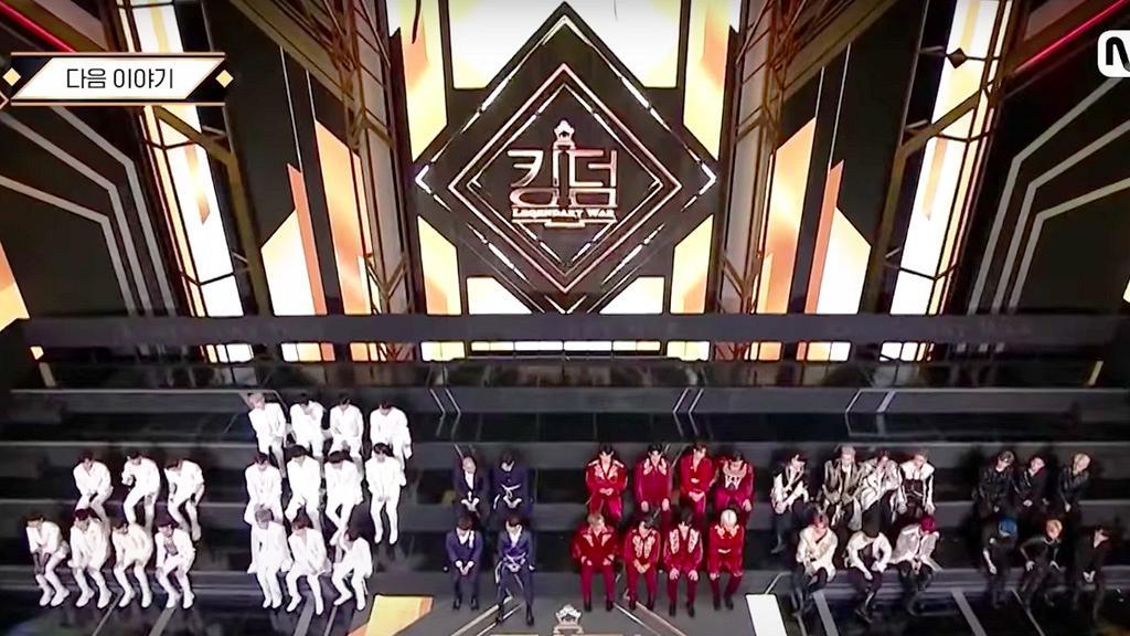 【Kingdom】首集開播六隊KPOP男團100秒介紹表演 iKON、THE BOYZ、Stray Kids表現出眾爭第一