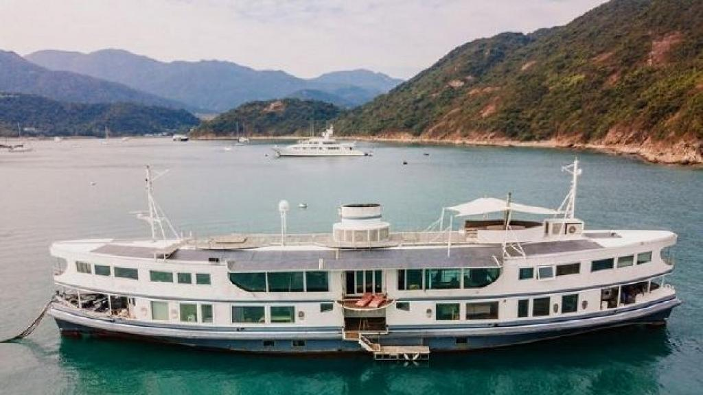 2100萬放售32年歷史天星小輪 改裝變成海上豪宅 豪華裝修設影院 總面積達10000呎