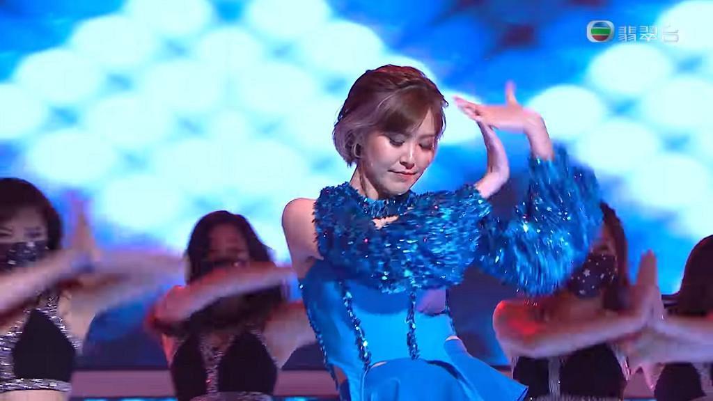 【開心大綜藝】姜麗文何遠東扮BLACKPINK同BTS熱舞 引起粉絲激烈不滿:唔好搞我偶像