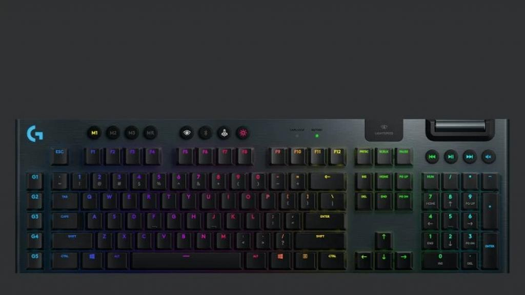 5款熱門高階電競機械鍵盤推介 三種連線模式可承受8千萬次敲擊