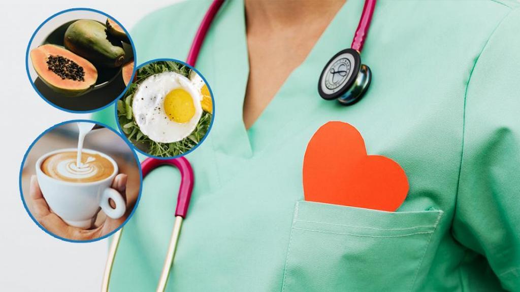 營養師盤點18種有益心臟健康食物 抹茶/木瓜/洛神花茶/三文魚/核桃/咖啡都上榜