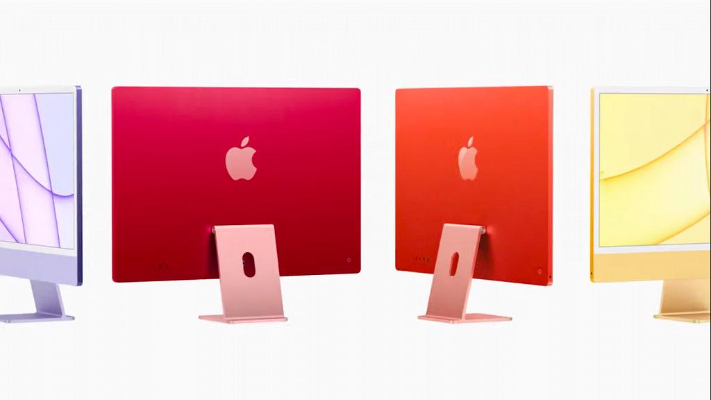 【蘋果發佈會2021】Apple Event懶人包7大新品 紫色iPhone12/AirTag/iMac/iPad Pro/AppleTV 4K