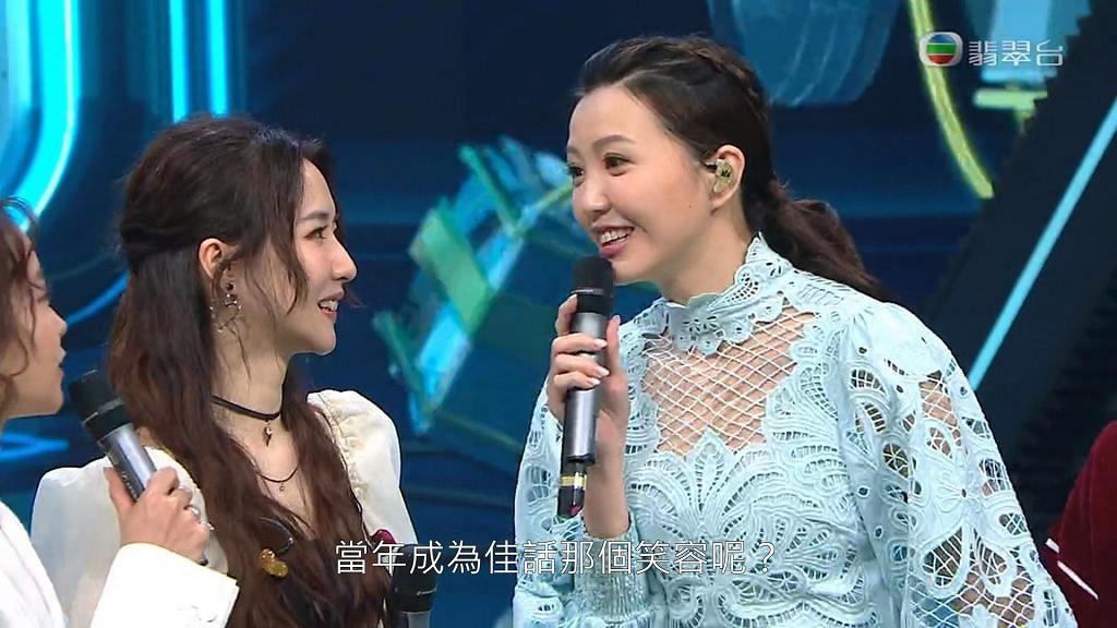 【勁歌金曲】與菊梓喬被安排「世紀破冰」合唱 吳若希重演當年不和老尷場面
