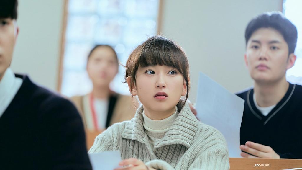 【Law School】柳惠英演「姜率A」實力演技獲讚賞 30歲演大學生零違和!曾憑《請回答1988》爆紅