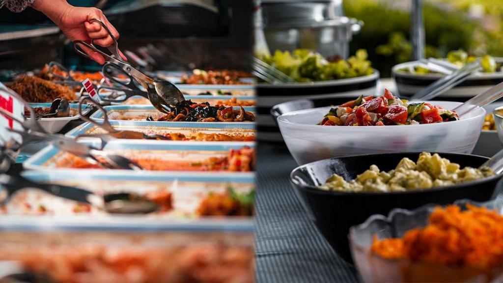 腸胃炎高峰期 自助餐8類高風險食物易感染病毒 輕致屙嘔肚瀉 嚴重或有生命危險