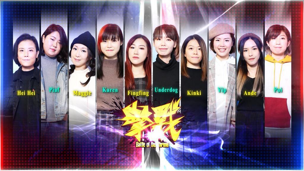 【擊戰】ViuTV史上首個打鼓競賽真人騷節目 10位熱血女鼓手大起底 最年輕僅20歲