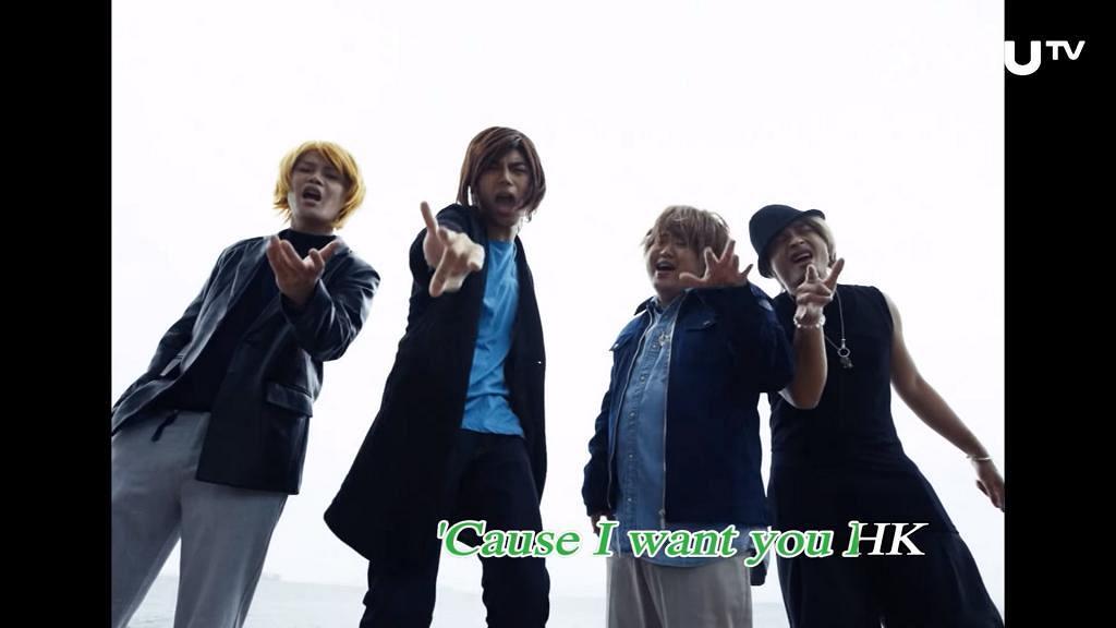 【ERROR自肥企画】四子翻拍Backstreet Boys經典MV勾集體回憶 網民爆笑!Dee哥手勢獲讚神還原AJ